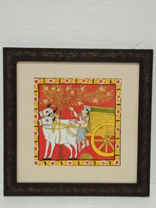 Cherial Painting 12 Inches