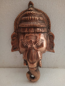 Black Metal Ganesh