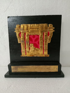 Brass Kakatiya Gate 9×9 inches