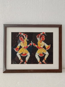 Bhautik painting photo frame