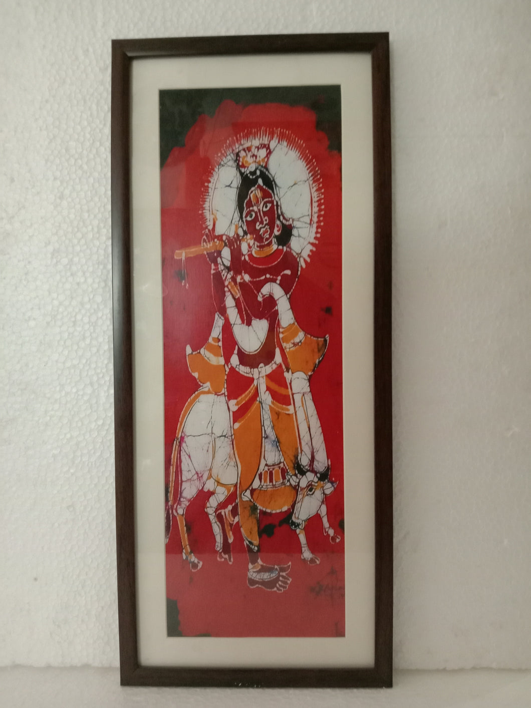 Bhathik panting photo frame