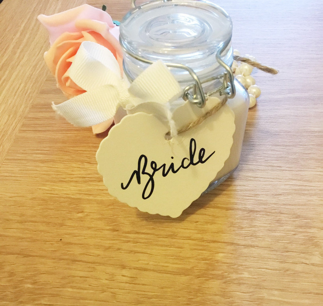 Wedding Place Card Favour tags