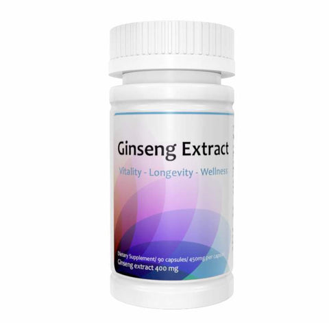 Organic Ginseng Extract