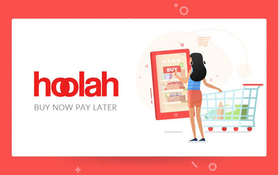 Buy now. Pay Later. By hoolah.