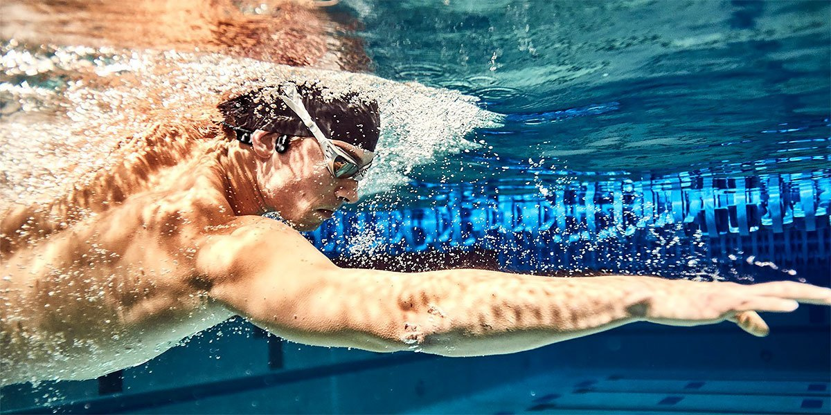 WATERPROOF - A new kind of swimmer's ear. An IP68 waterproof design withstands total submersion in up to 2 meters of water.