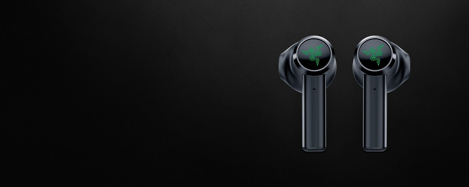 LOW LATENCY CONNECTION - The wireless earbuds have an extremely low 60ms input latency, which means its audio stays synced with your device and will never stutter, providing a competitive gaming advantage and a more immersive experience for videos and music.