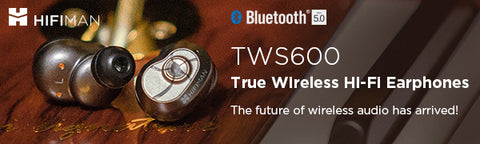 Hifiman TWS600 True Wireless Audiophile Earbuds