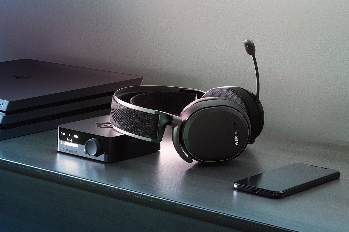 ARCTIS PRO WIRELESS - High fidelity audio comes to gaming for the first time