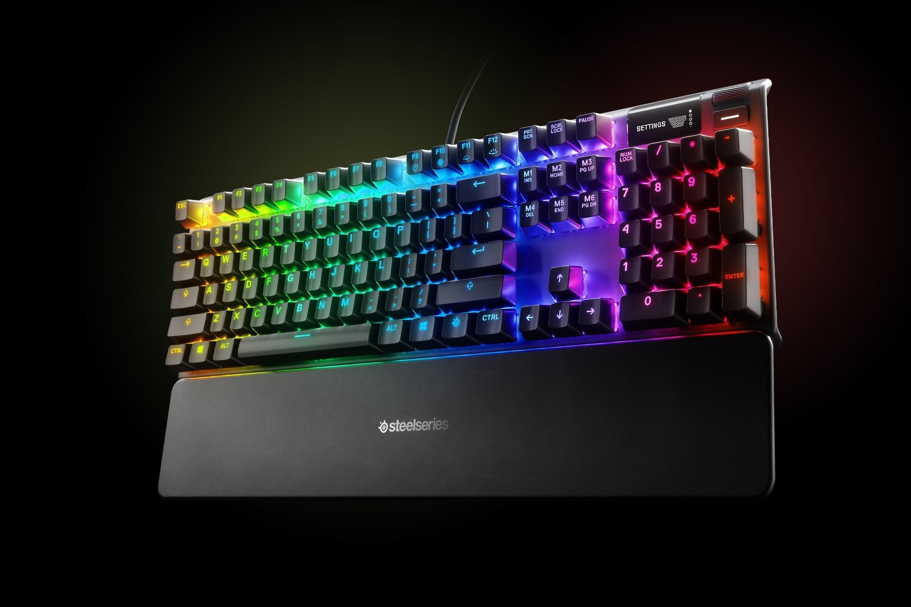 SteelSeries Apex 7 Gaming Keyboard