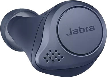 Jabra Elite Active 75t Navy Left Earbuds