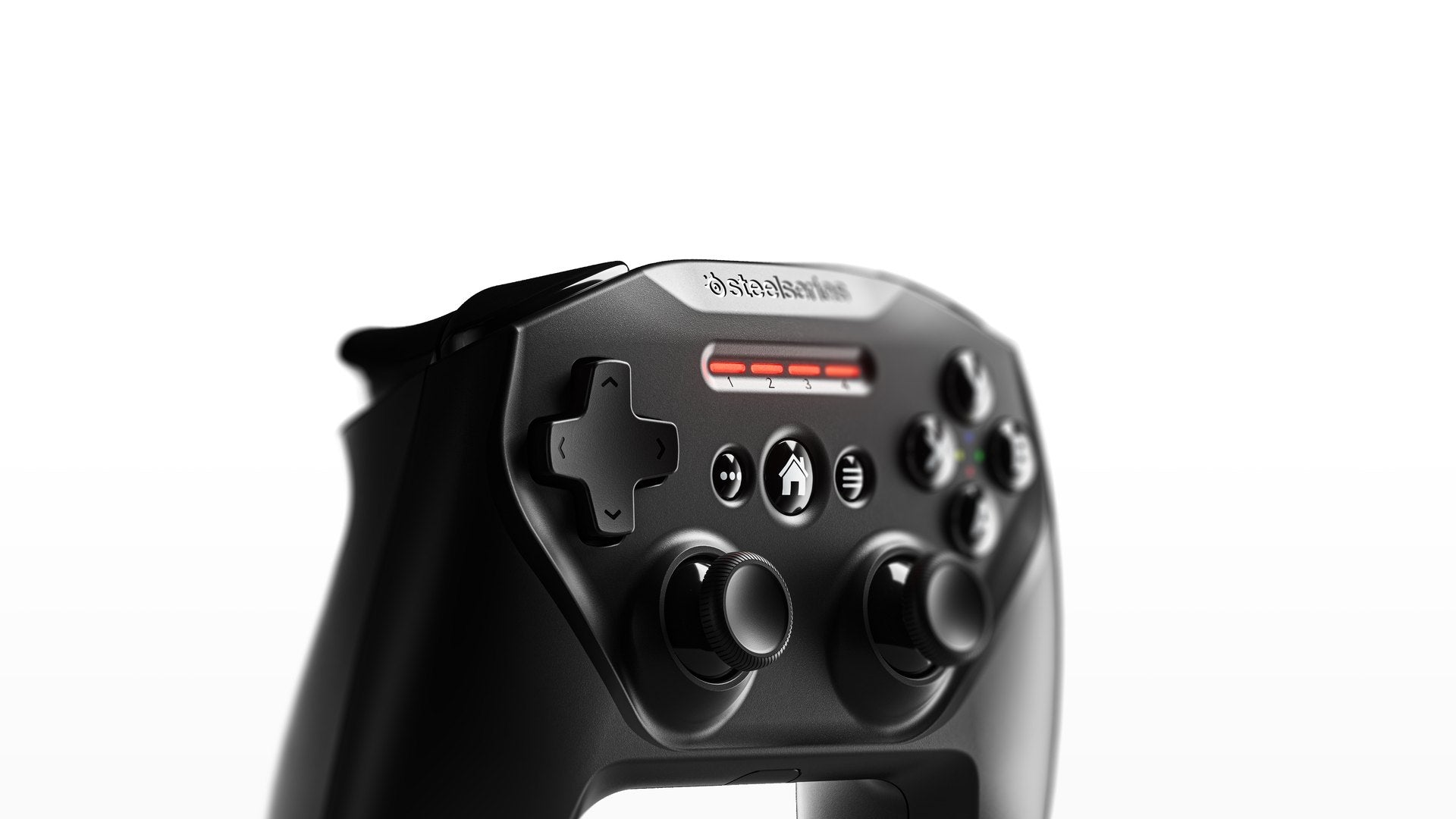Clickable Joysticks - Clickable L3/R3 joystick buttons allow for more input options, so you can enjoy the full console experience with any Apple product.
