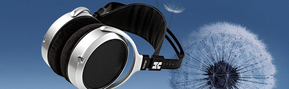 Long Hours of Comfortable Listening - Lightweight: Only 350g!  Innovative headband and specially designed ear pads for remarkable comfort allowing you to enjoy your music for hours on end.