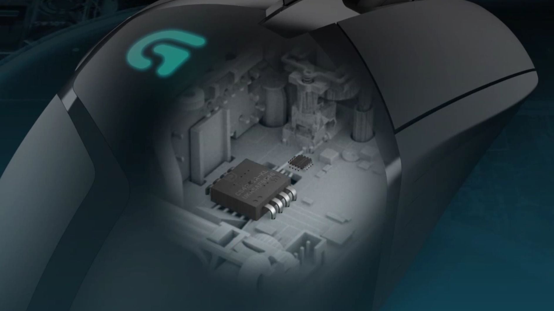 Logitech G402 Hyperion Fury FPS Gaming Mouse combines an optical sensor featuring Logitech Delta Zero™ technology with our exclusive Fusion Engine™ hybrid sensor to enable tracking speeds in excess of 500 IPS.