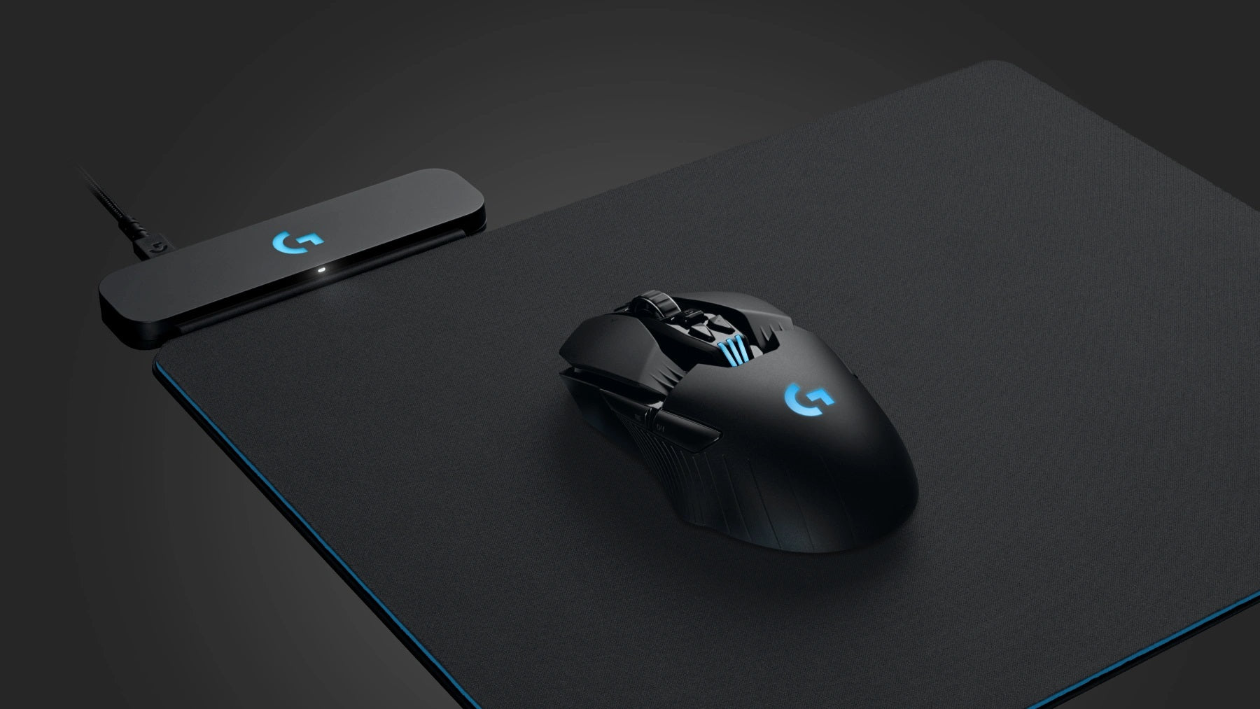 LIGHTSPEED™ WIRELESS TECHNOLOGY - Logitech G invented LIGHTSPEED wireless technology to deliver the ultimate in high-performance wireless gaming.