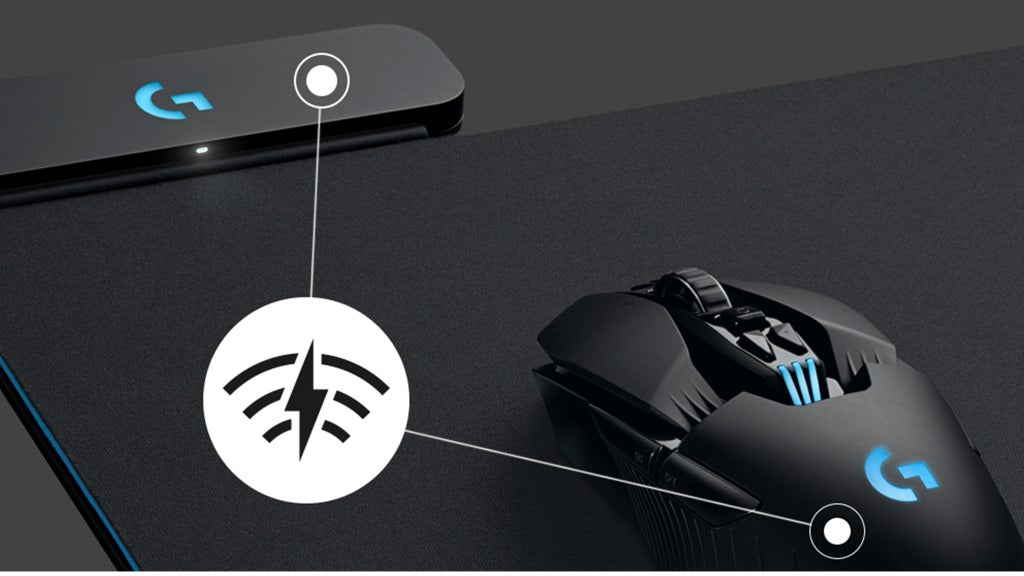 NO WIRES, NO LIMITS -  LIGHTSPEED wireless technology is as fast or faster than many wired gaming mice. And that was the required benchmark for LIGHTSPEED viability. The only satisfactory result is the total freedom of wireless with absolutely no compromises.
