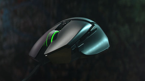 PLAY IT YOUR WAY Screw what others say—champion your own style of play with the Razer Basilisk V2. Tweak, toggle and tune your performance with this highly customizable gaming mouse, to create your very own brand of dominance that'll leave a mark on the battlefield.