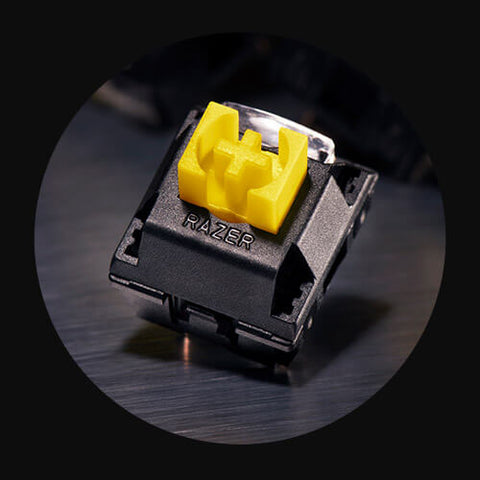 Razer Yellow Mechanical Switch