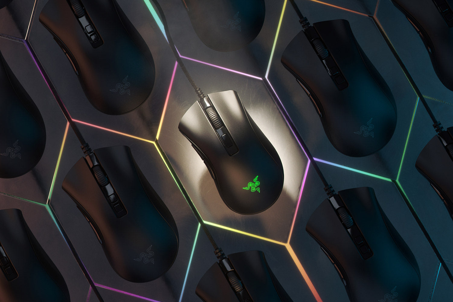 Razer Deathadder V2 Mini Gaming Mouse - World's Best Gaming Mouse Now Mini