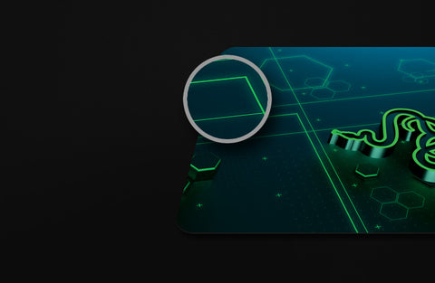 Razer Goliathus Mobile - OPTIMIZED SURFACE FOR HIGHLY RESPONSIVE TRACKING