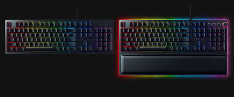 Razer Huntsman vs Huntsman Elite
