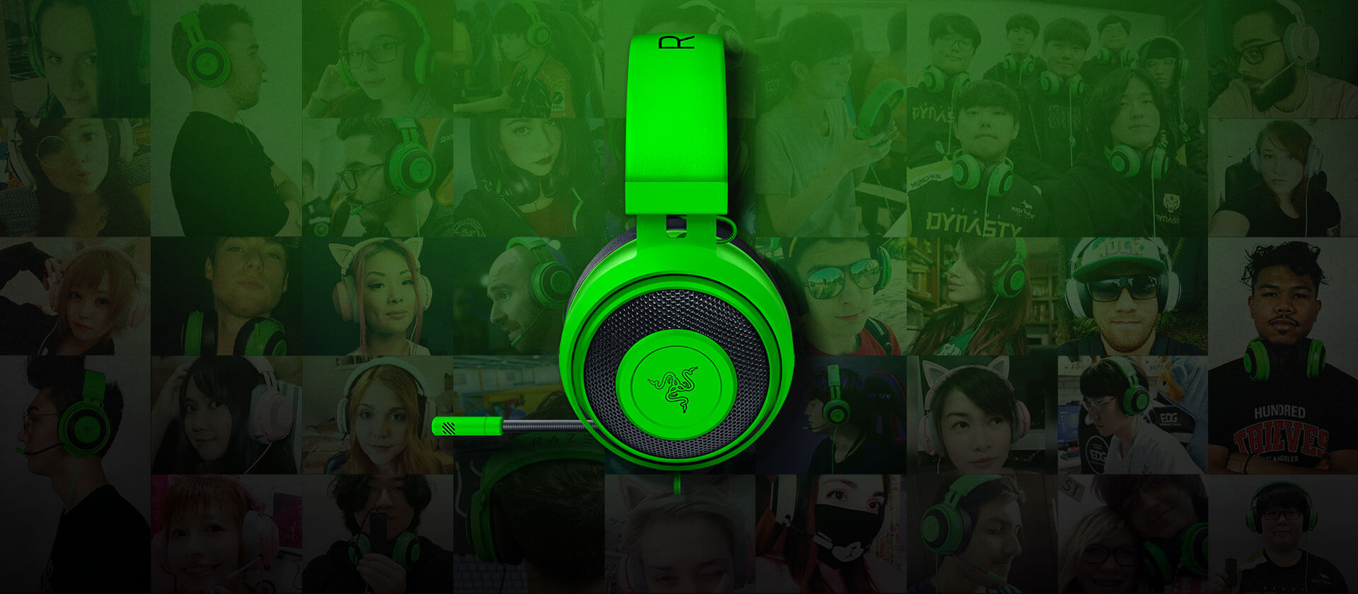Razer Kraken Multi Platform Gaming Headset