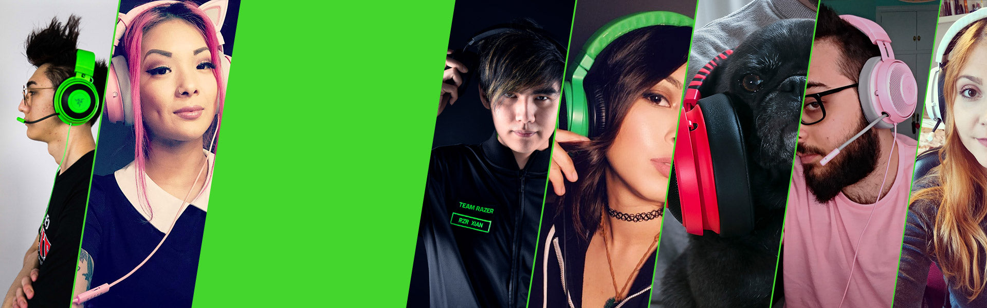 THE ICONIC GAMING HEADSET HAS EVOLVED - Since its inception, the Razer Kraken has built a reputation as a cult classic within the gaming community. It made its mark as a staple at countless gaming events, conventions, and tournaments. We've now improved the features of this crowd favorite to not just give its audio quality a boost but also make it more comfortable so you can game all day with the headset you love. This is the new Razer Kraken.