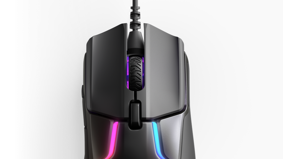 60-Million Click Mechanical Switches - The left/right click features a revolutionary reinforced split-trigger system that delivers the best clicks in gaming. Our exclusive 60-million click mechanical switches ensure every type of press is executed with precision.