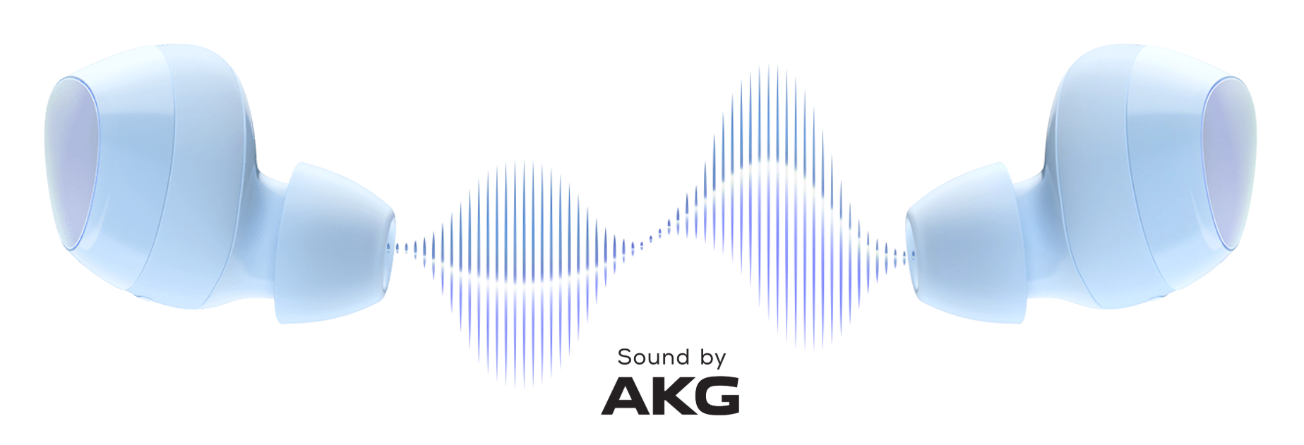 Sound quality that engages. Immerse yourself fully in your music and videos in the balanced and spacious audio crafted by AKG. The dramatic studio quality sound is pure and natural, enhancing listening to podcasts, audiobooks and phone calls.
