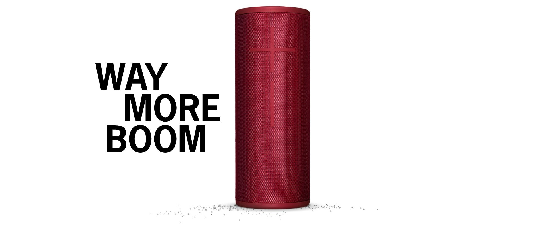 Ultimate Ears Megaboom 3 gives you way more boom