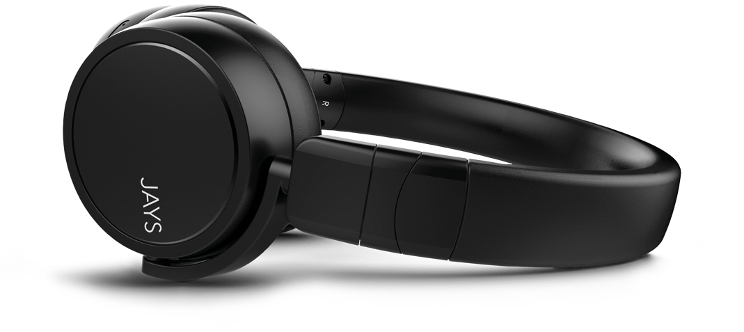 Comfortable fit - With memory foam padded ear cushions the x-Five Wireless will adapt and customize their shape according to your ear.  The lightweight, foldable construction and its soft headband will enable you to wear the headphones without compromising on comparability and portability.