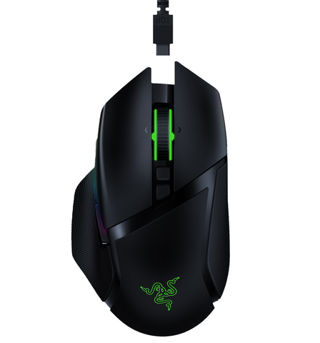 Razer Basilisk Ultimate with Charging Dock