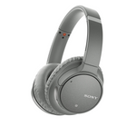 Sony WH-CH700N Wireless Noise Cancelling Headphones - Grey