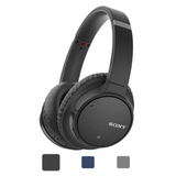 Sony WH-CH700N Wireless Noise Cancelling Headphones - Black cover photo