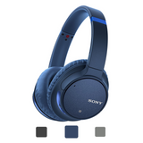 Sony WH-CH700N Wireless Noise Cancelling Headphones - Blue cover photo