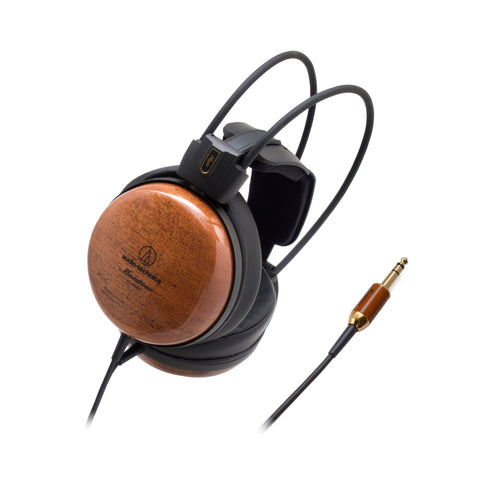 Audio-Technica ATH-W1000Z Audiophile Wood Headphones