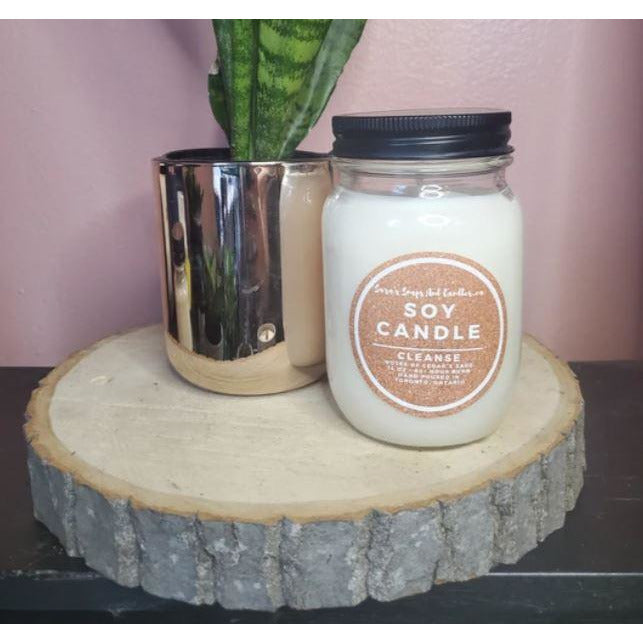 Cleanse (Cedar and Sage) Candle