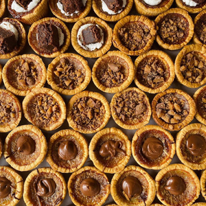 Fan Favourite Variety Pack Of Gourmet Butter Tarts | 6 Pack