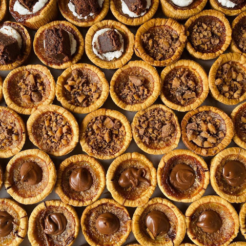 Variety Pack Of Gourmet Butter Tarts | 6 Pack