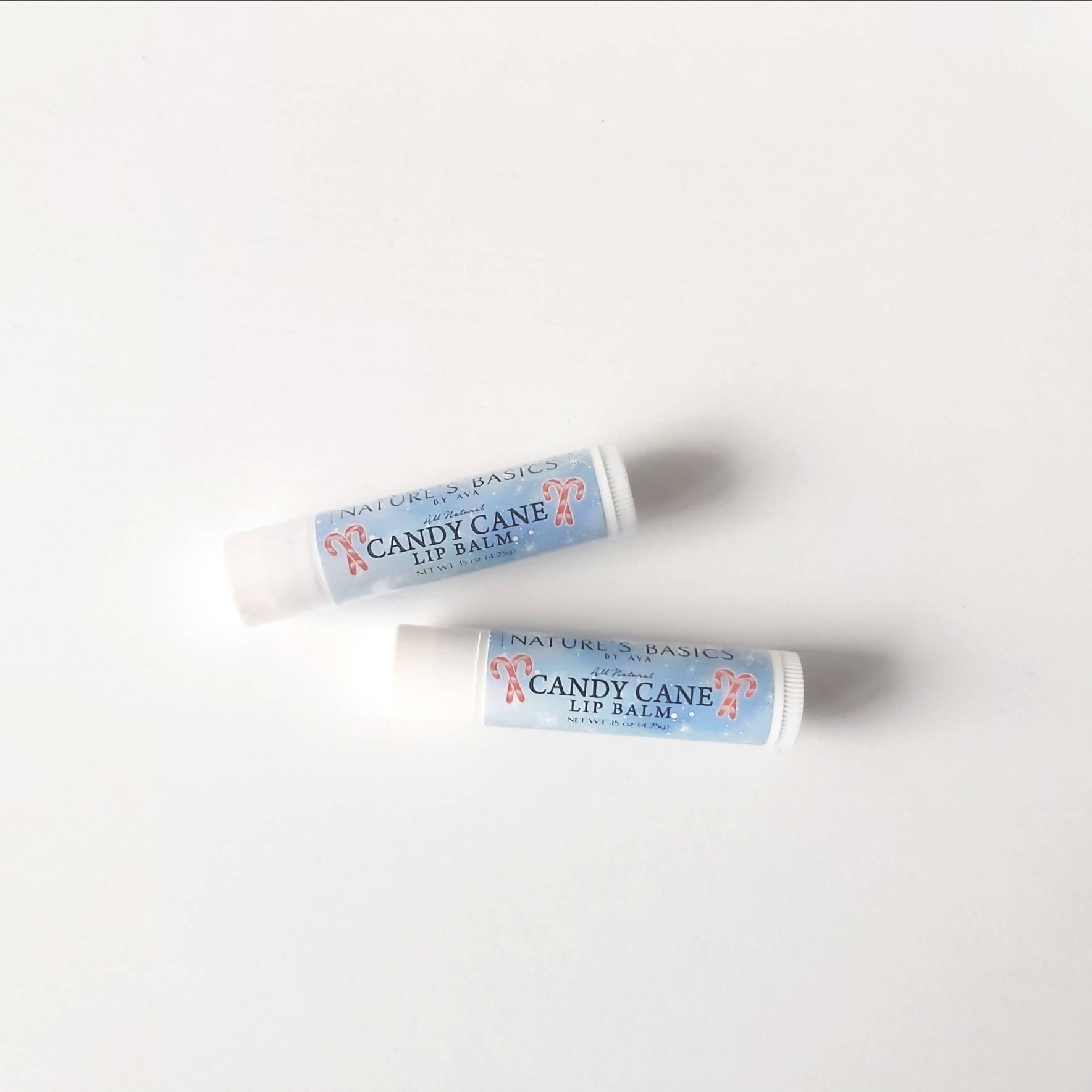 Candy Cane Limited Edition Winter Lip Balm