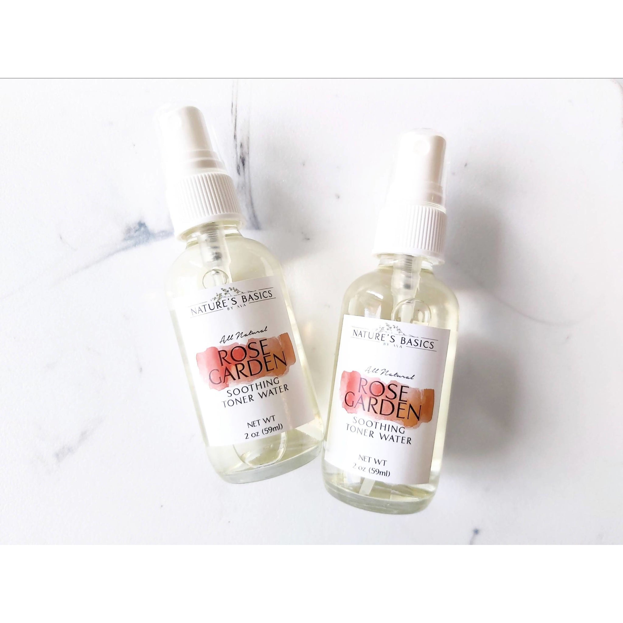 Rose Garden Toner Water