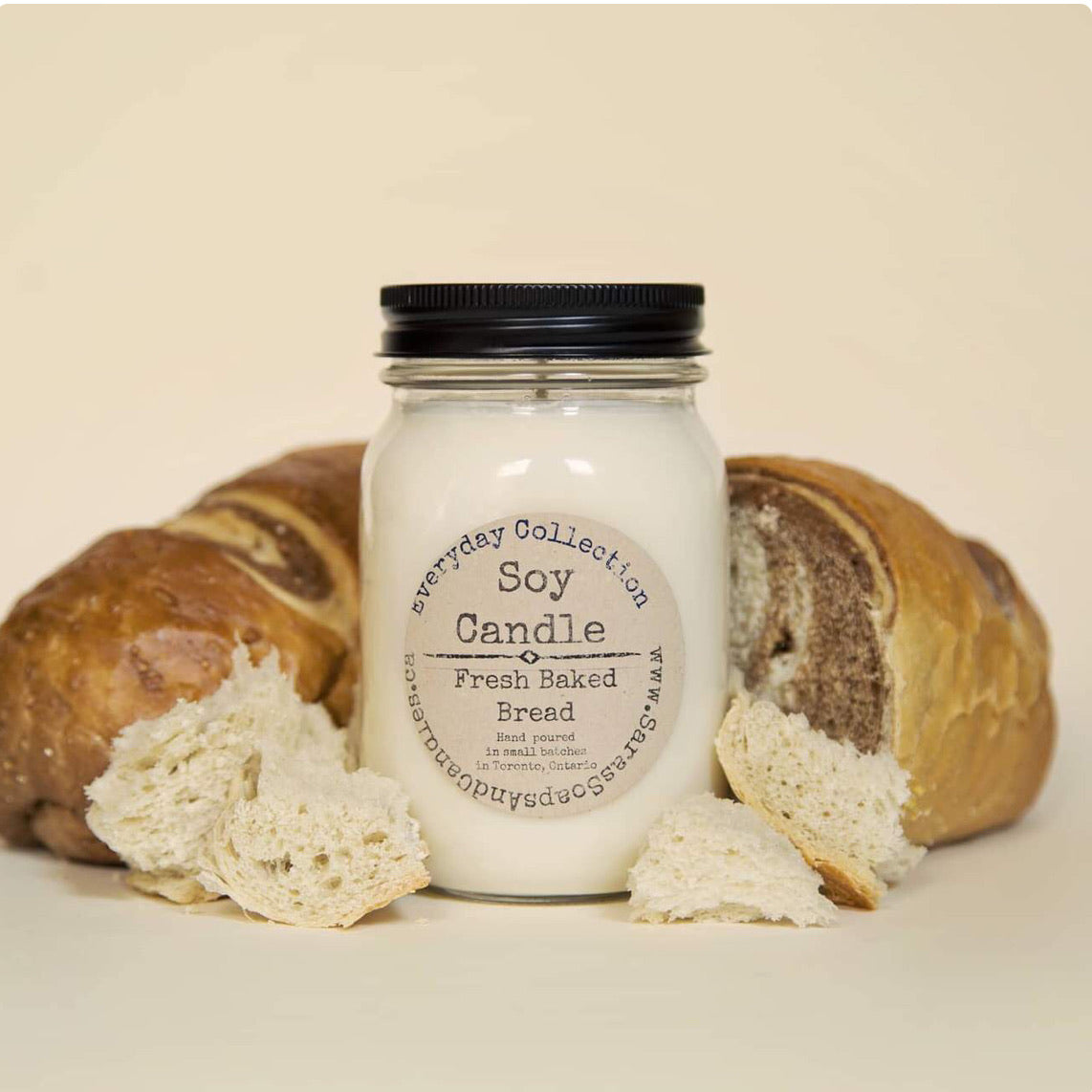 Fresh Baked Bread | Soy Candle