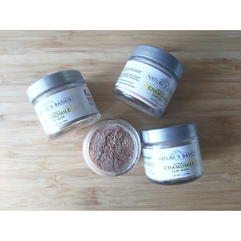 Chamomile Soothing Clay Mask