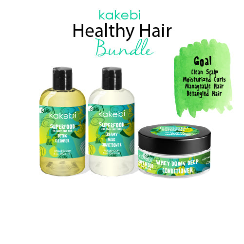 Superfood Healthy Hair Boost Bundle