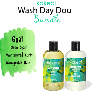 Starter Wash Day Bundle