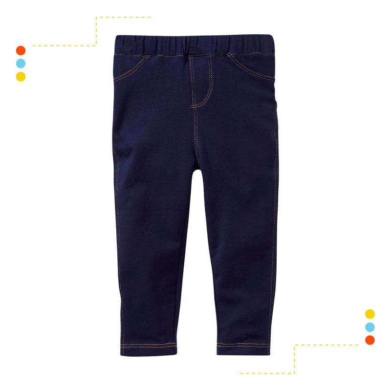 Jegging Blue Navy