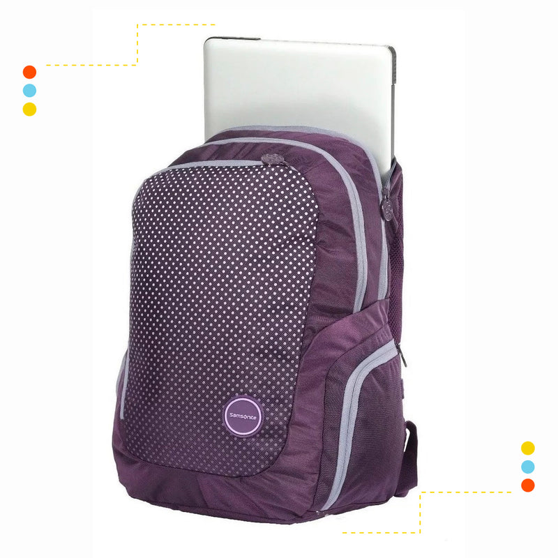 Mochila Samsonite Juliette Purple