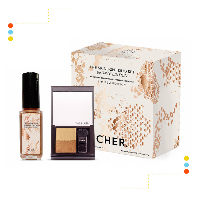Cher The Skinlight Duo Set - Bronze Edition