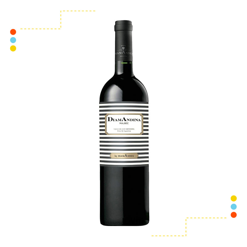 Diamandina Malbec 750ml