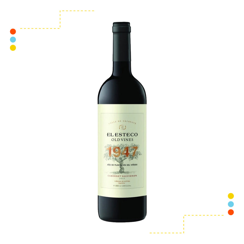 El Esteco Old Vines Cabernet Sauvignon 750ml