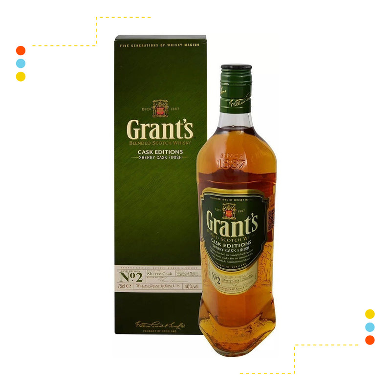Grant s Sherry Cask 750ml